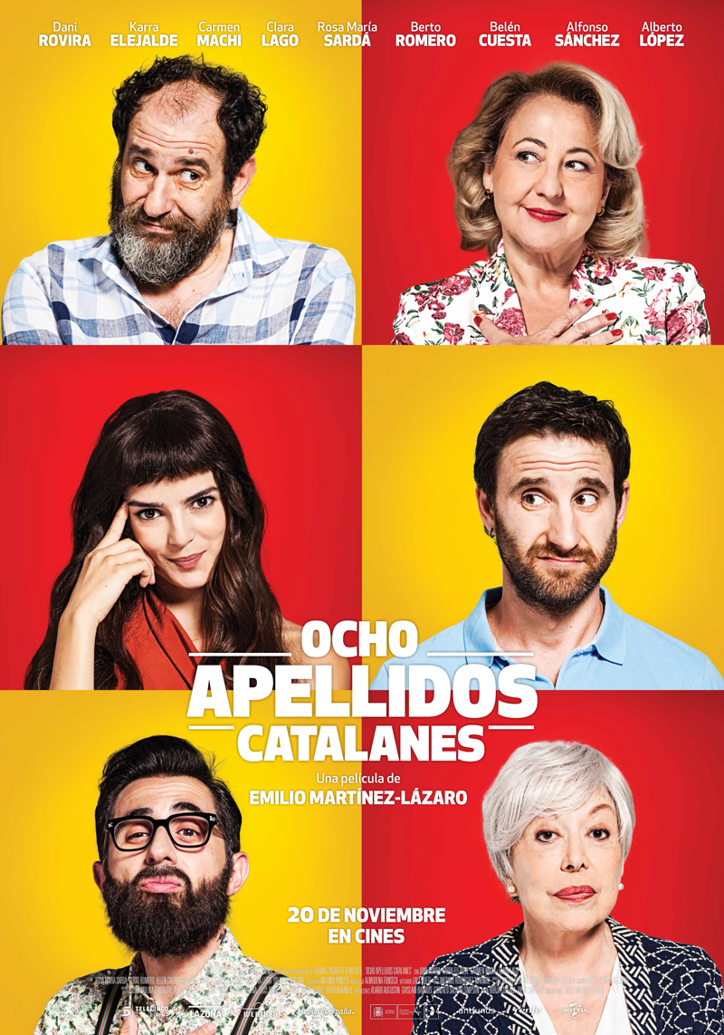 8 apellidos catalanes Pris&Batty Films