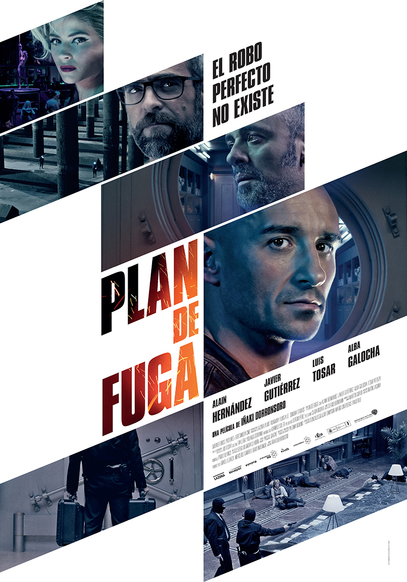 Plan de fuga Pris&Batty Films
